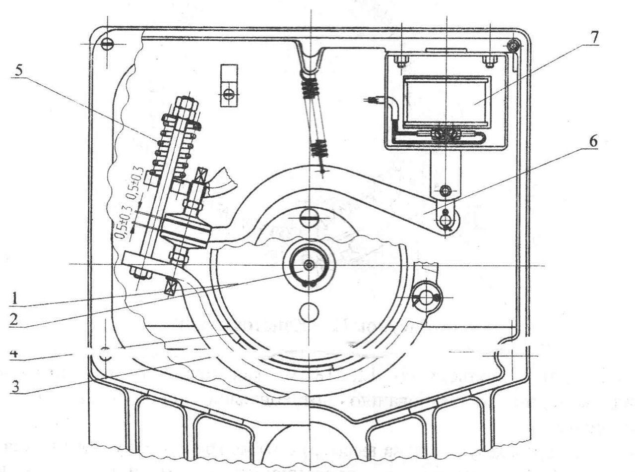 мотор-редуктор мпо2м схема работы
